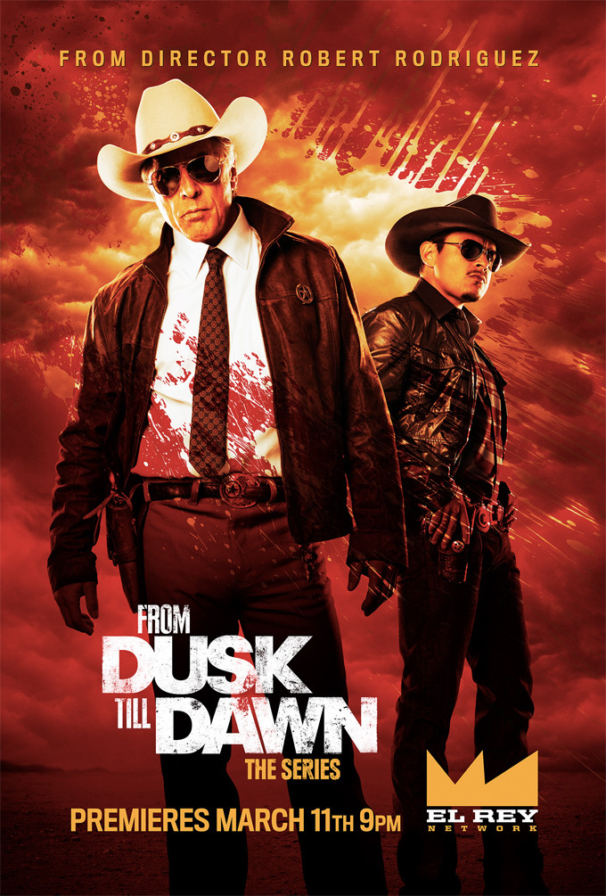 """From Dusk Till Dawn: The Series""- Rangers"