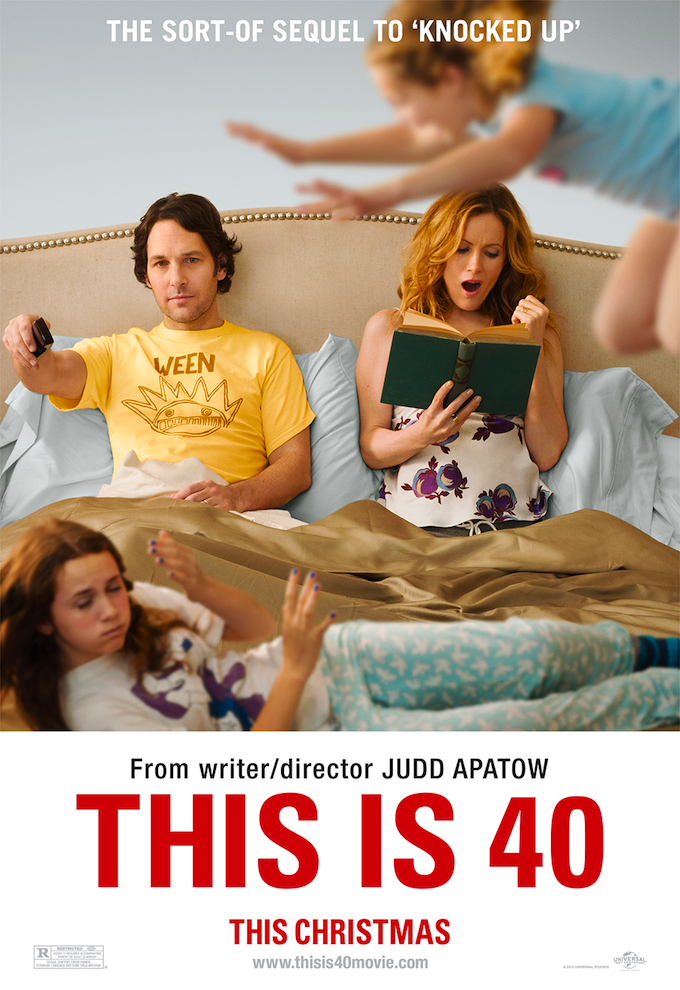 This is 40, poster, new