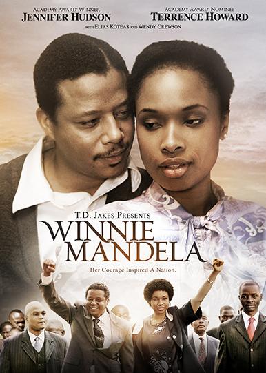 Winnie Mandela Poster