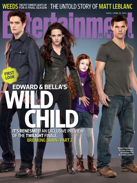 Twilight: Breaking Dawn 2, EW cover (skip crop)