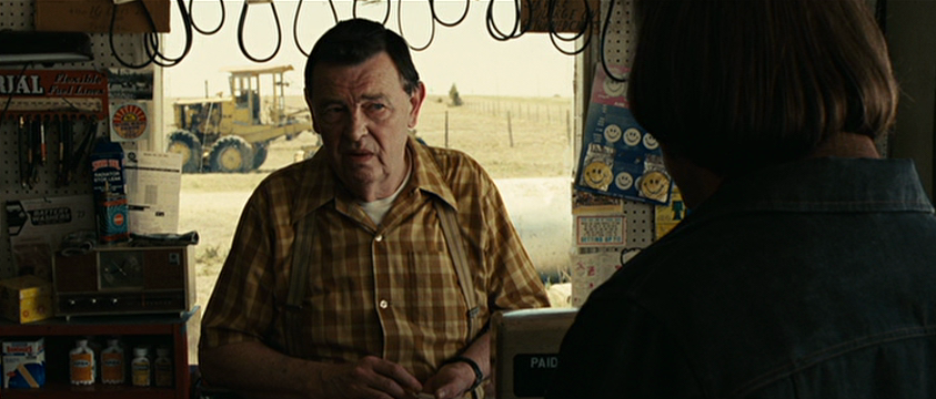 """No Country For Old Men"""