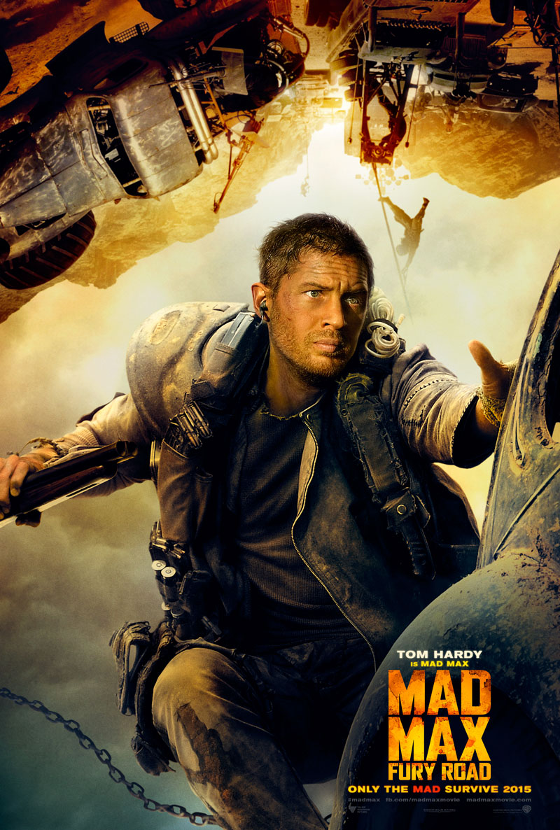 'Mad Max: Fury Road' poster
