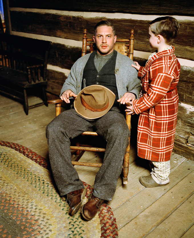 Lawless behind-the-scenes (skip)