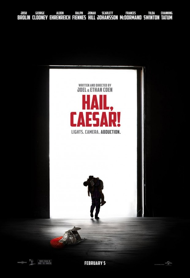 The Coen Brothers Stage a Kidnapping in 'Hail, Caesar ...
