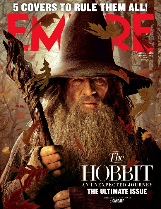 Gandalf character cover Empire