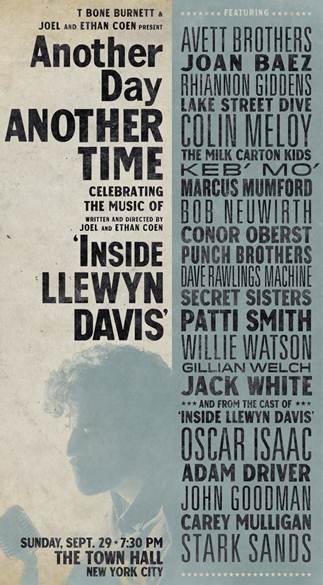 Celebrating the Music of 'Inside Llewyn Davis'