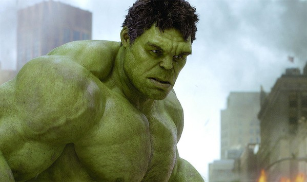 The Avengers Mark Ruffalo skip crop
