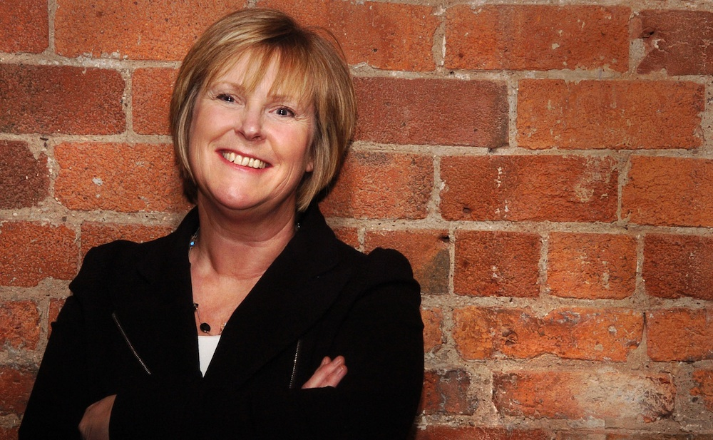 Sally Joynson, Chief Executive at Screen Yorkshire