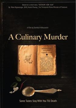 a culinary murder