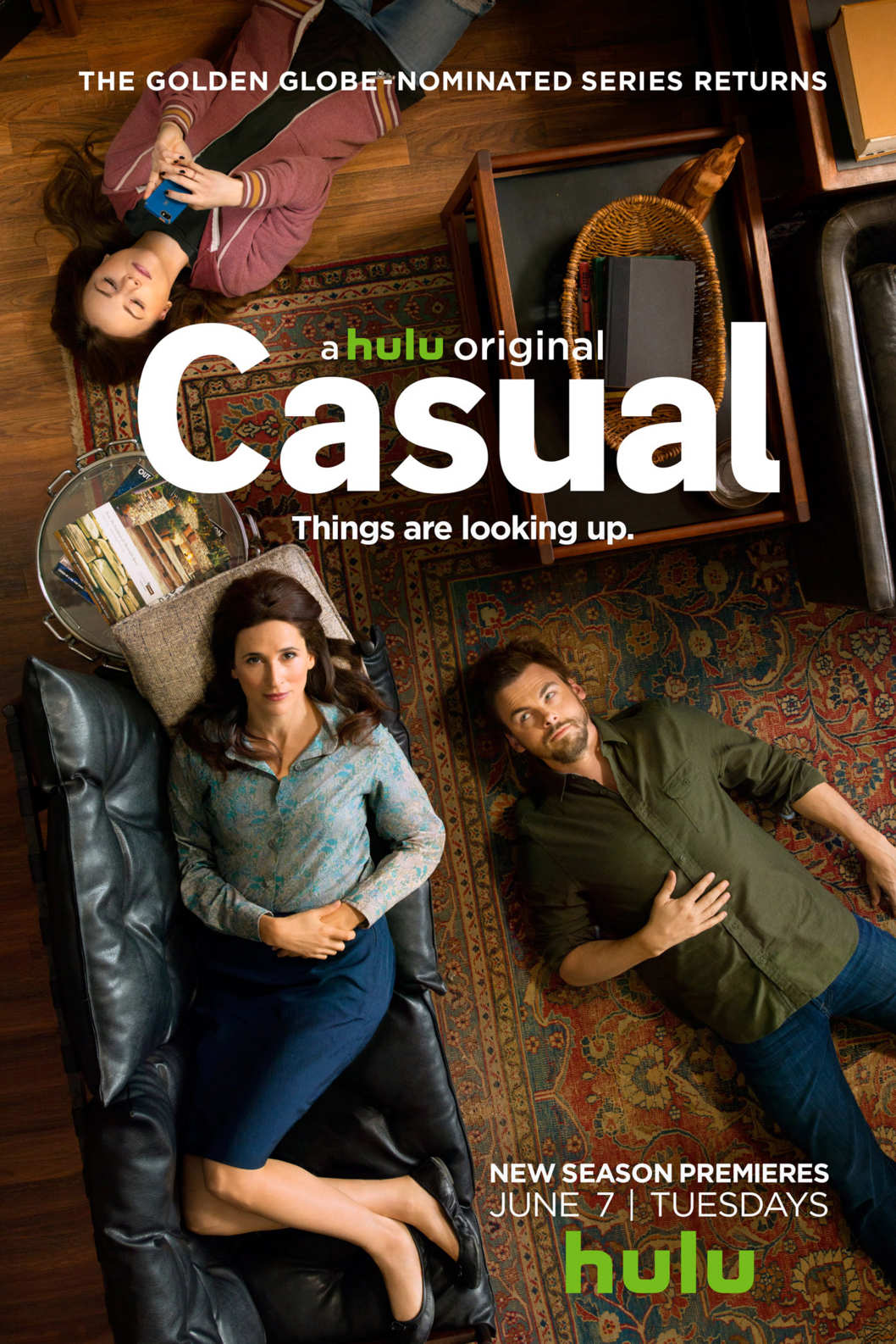 SERIES A GO GO  - Página 40 Casual-season-2-poster