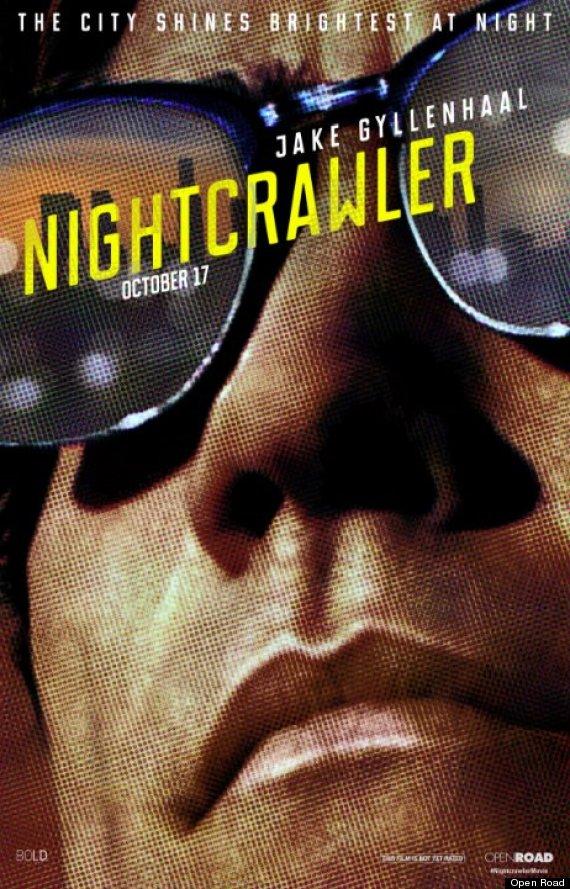 Nightcrawler, poster,