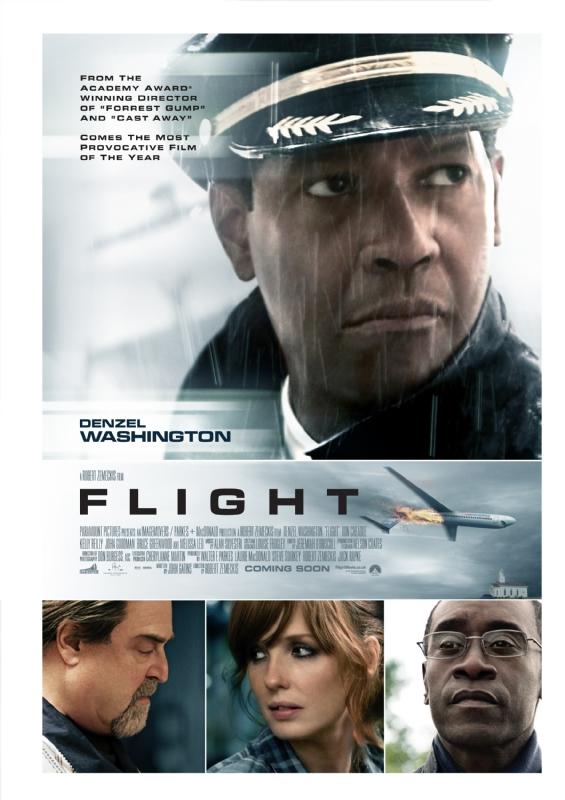 Flight, UK poster
