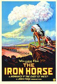 Iron Horse Poster