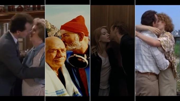 Bill Murray's Romantic Scenes