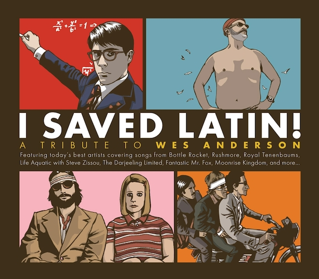 I Saved Latin cover