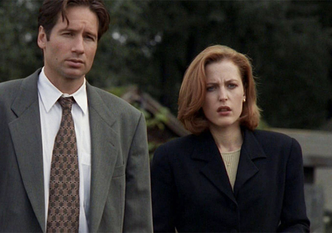 Summer dress quotes x files
