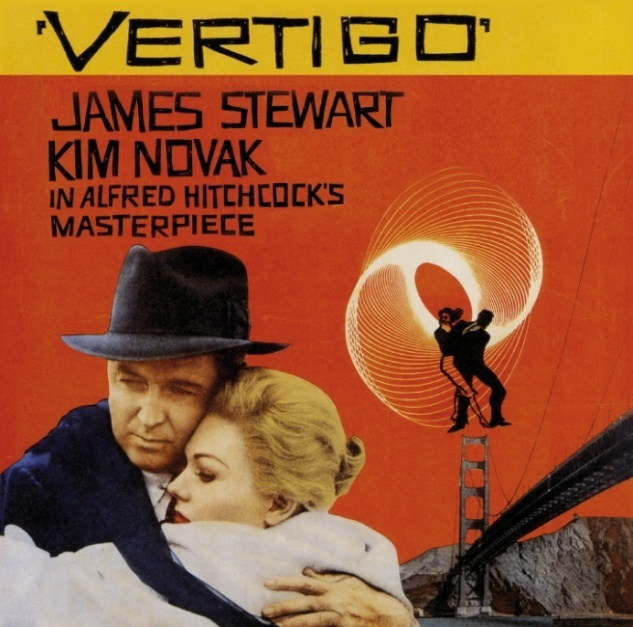 Vertigo soundtrack cover
