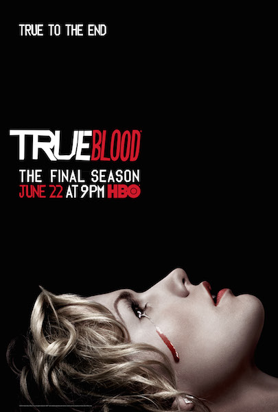 """True Blood"" Season 7 Poster"