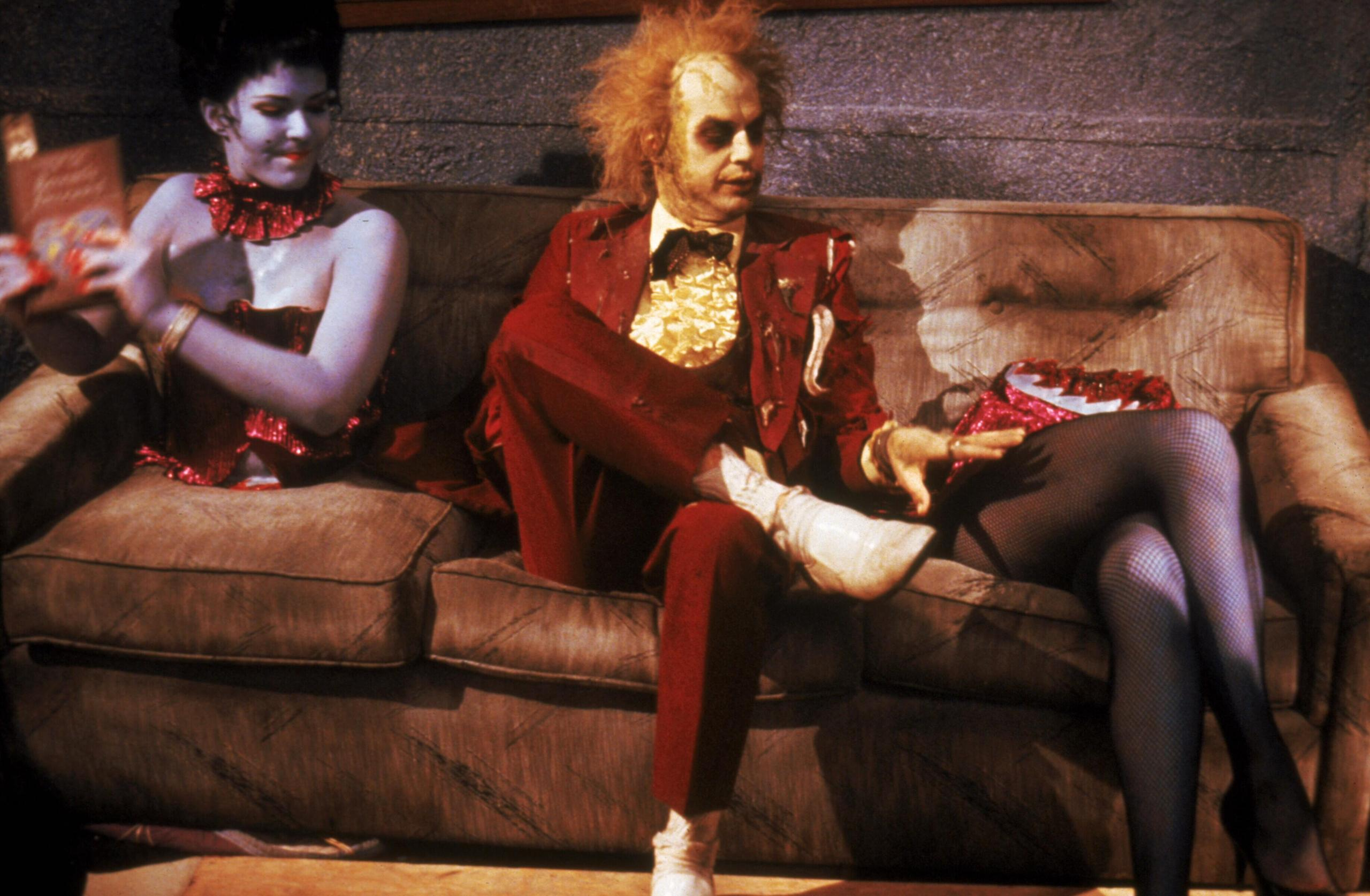 5 Things You Might Not Know About Tim Burton's ...