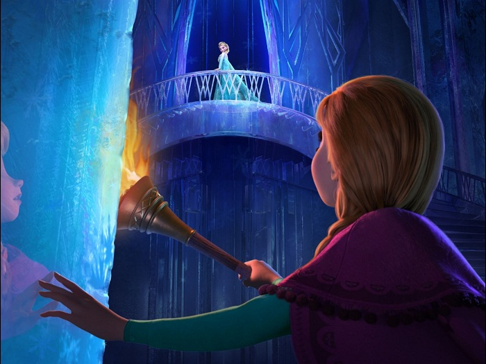 Still from 'Frozen'