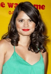 The lovely and talented Boricua actress Melonie Diaz