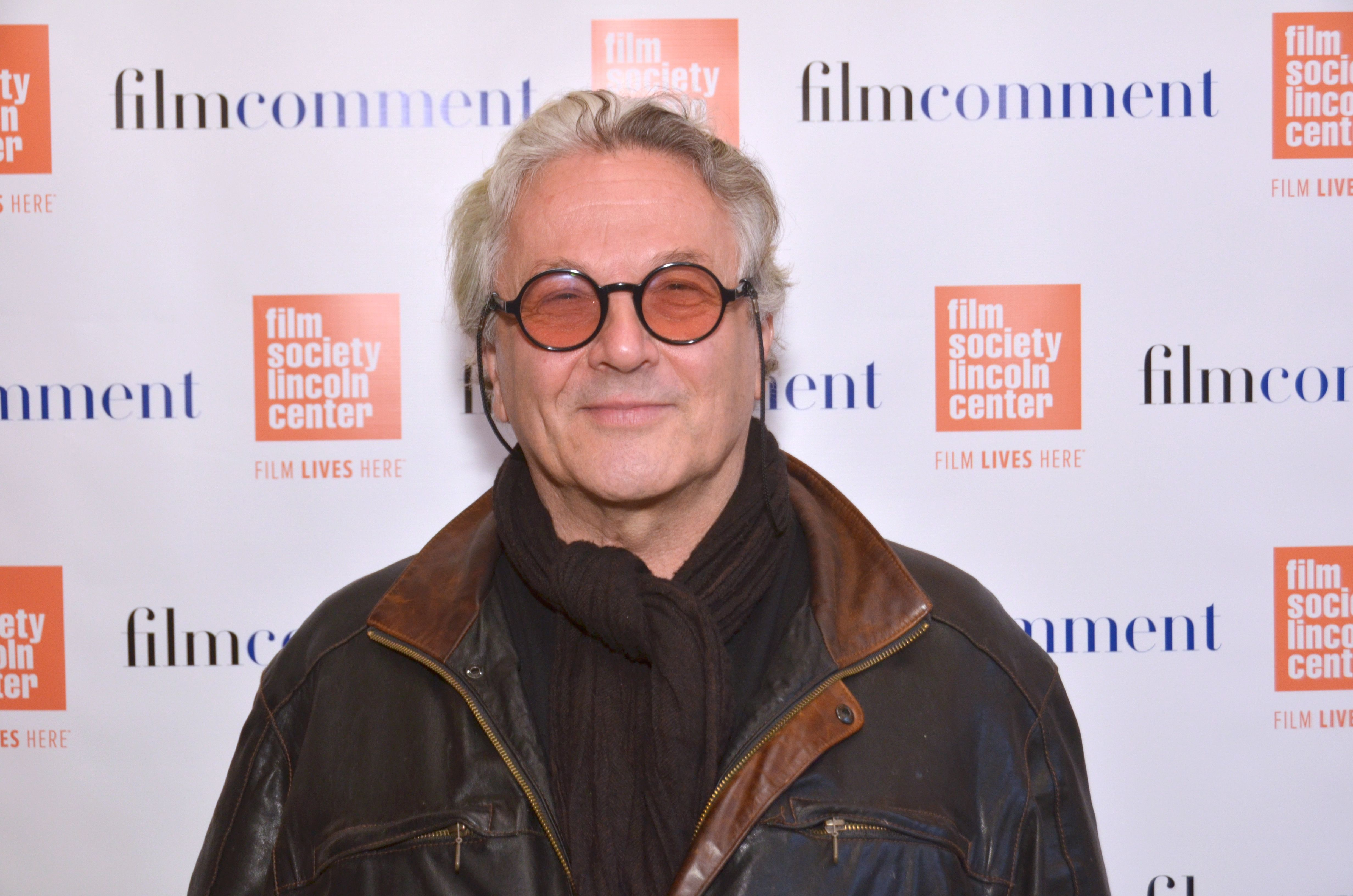 """""""Mad Max: Fury Road"""" director George Miller"""