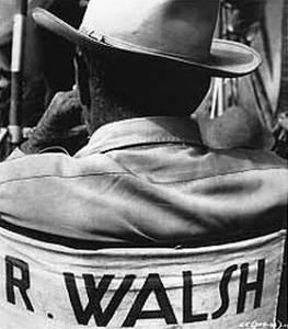 Raoul Walsh chair