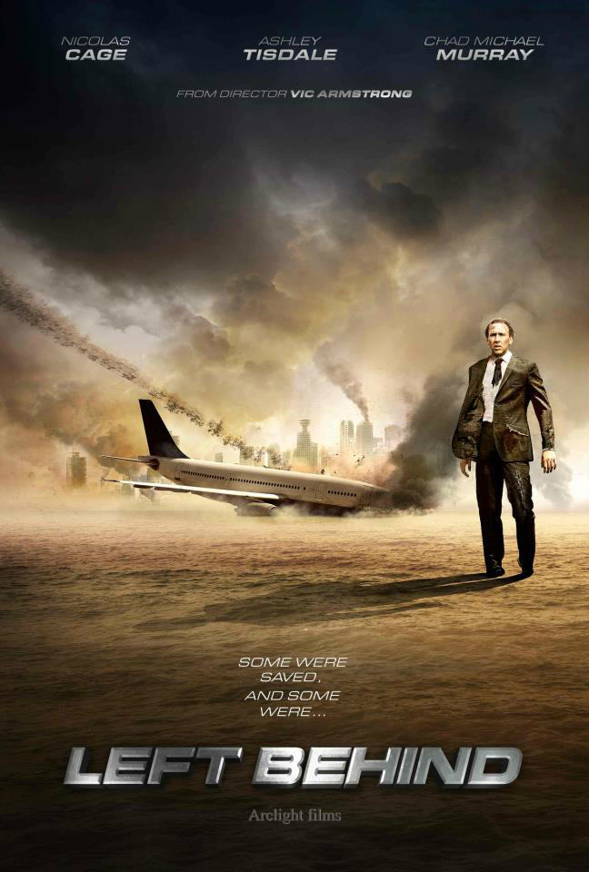 Left Behind Poster