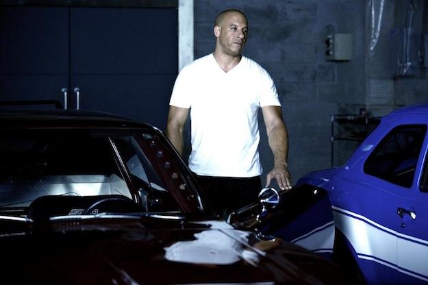 Fast & Furious 6 Vin Diesel skip crop