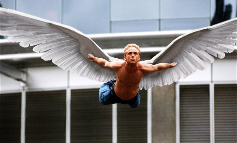 дрейк ангел гей порно фото