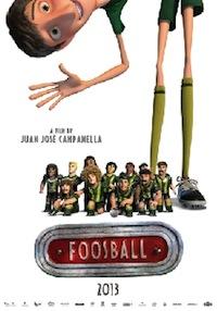Juan Jose Campanella's 'Foosball'