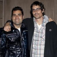 Victor Teran and Youssef Delara