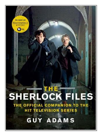 The Sherlock Files-Guy Adams