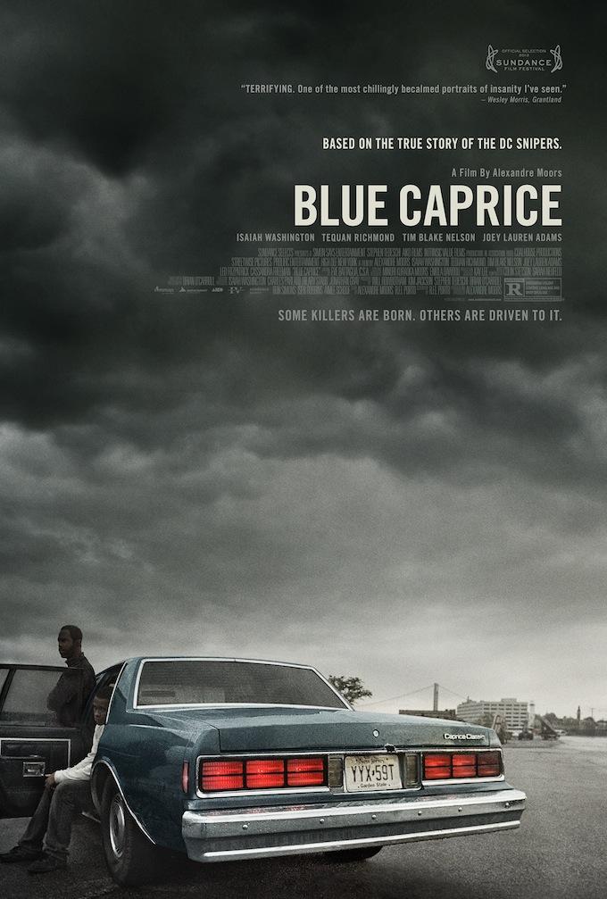 Blue Caprice, poster