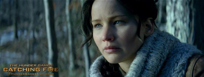 Hunger Games, Catching Fire, Jennifer Lawrence