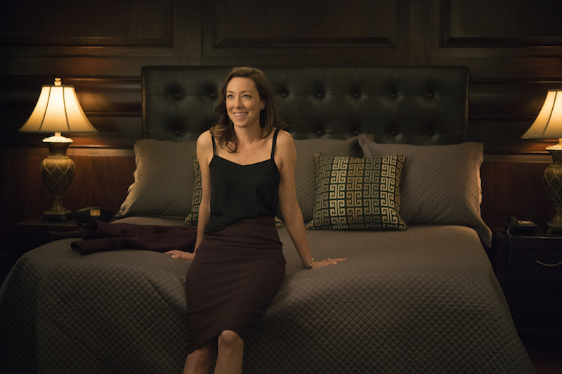 """House of Cards"" Season 4 Molly Parker"