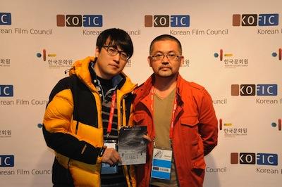Jiseul, writer and director, O Muel