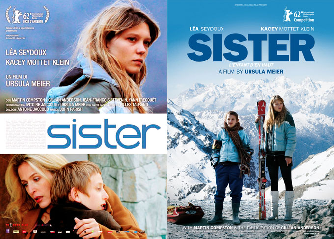 Sister Posters