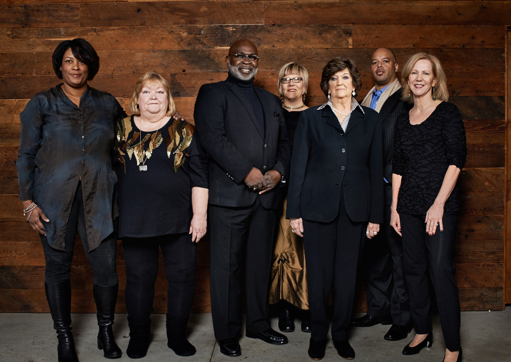 """""""Trapped"""" - Dawn Porter, June Ayers, Dr. Willie Parker, Amy Hagstrom Miller, Gloria Gray, Dalton Johnson, Nancy Northup"""