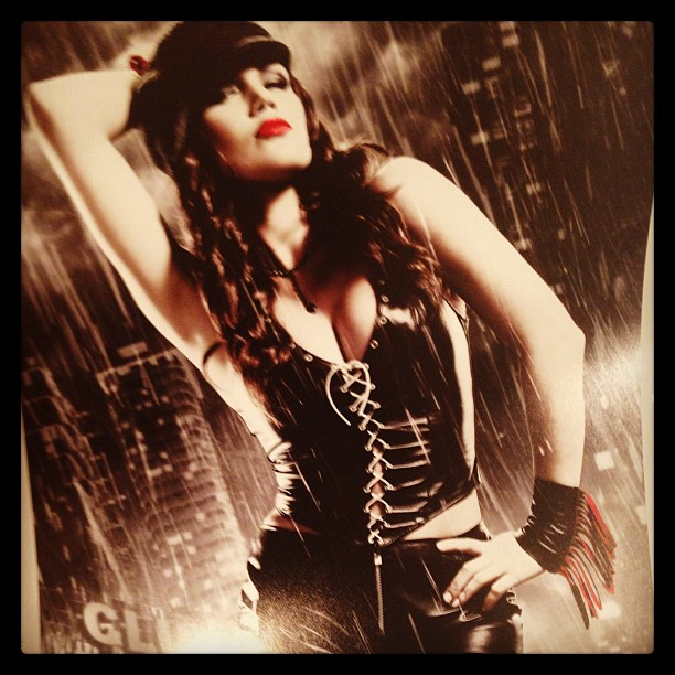 Crystal McCahill Sin City A Dame To Kill For skip crop