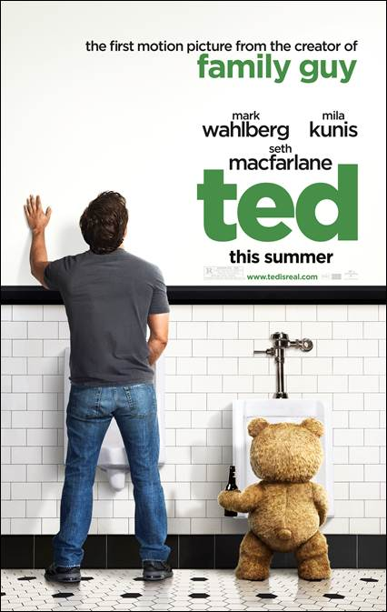 Ted, poster