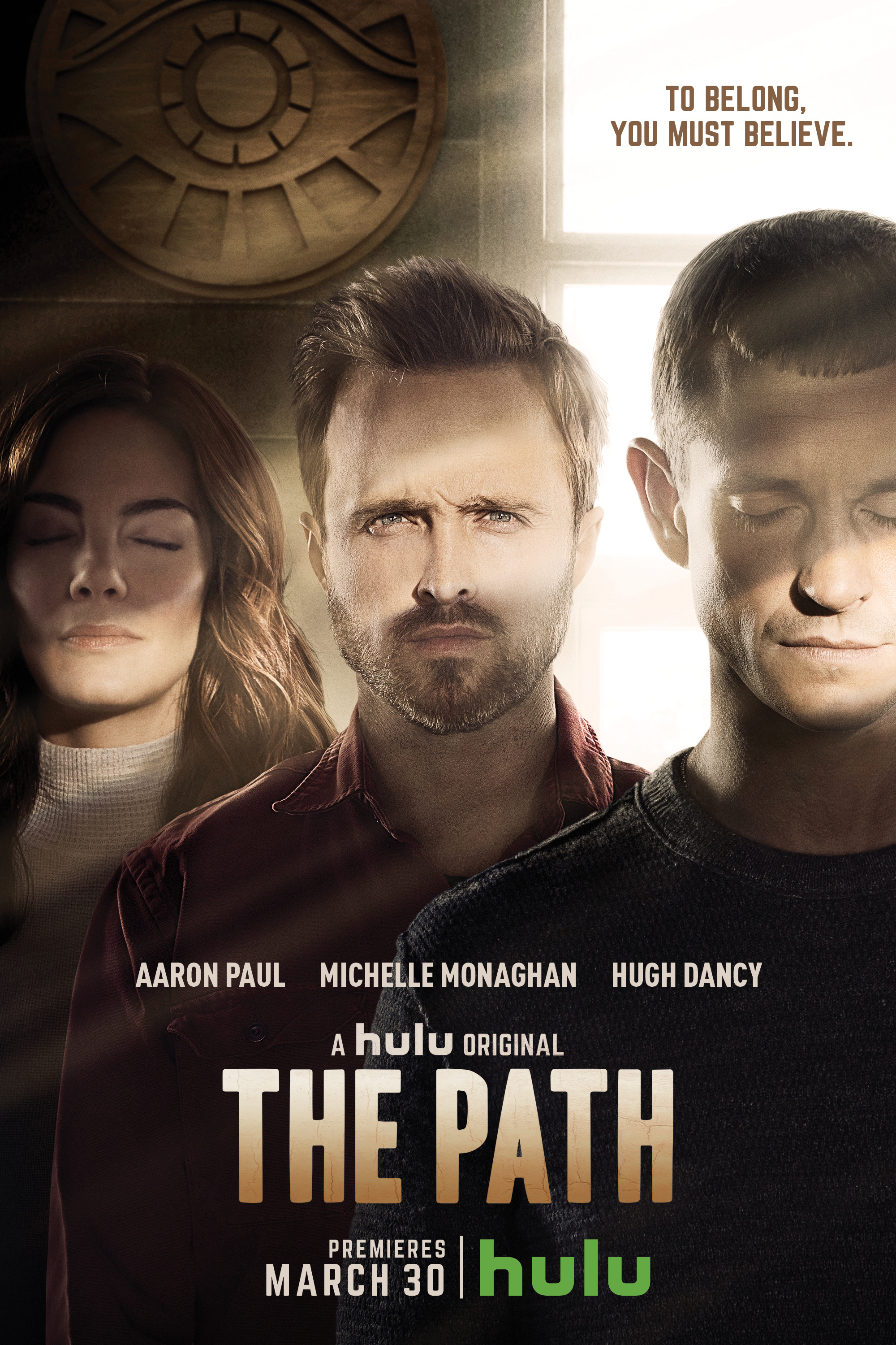 Hulu Unveils an Eye-Opening New Poster for 'The Path ...