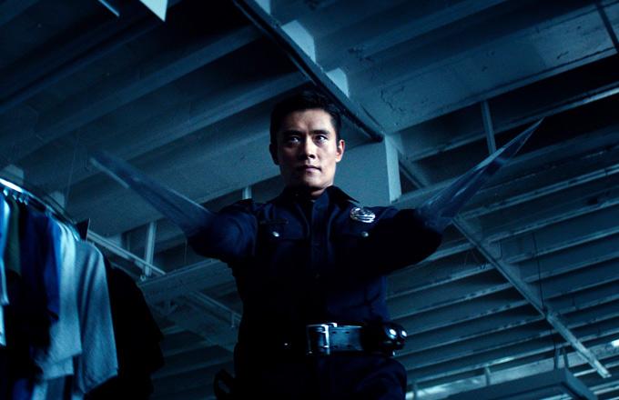 Watch: Arnie Fights Arnie In Clip From 'Terminator ...