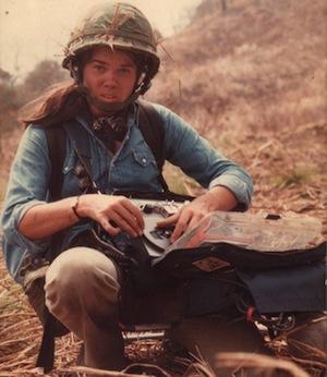 Pamela Yates in Guatemala in 1982