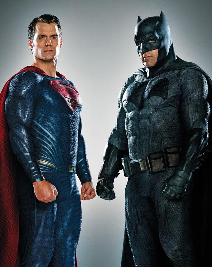 Watch: Heroes Battle In New Footage From 'Batman v ...