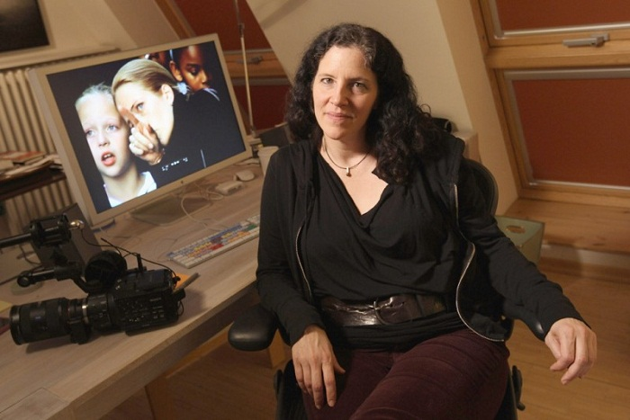 Director Laura Poitras