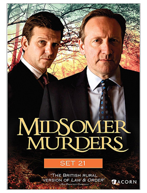 Midsomer Murders-Set 21-300