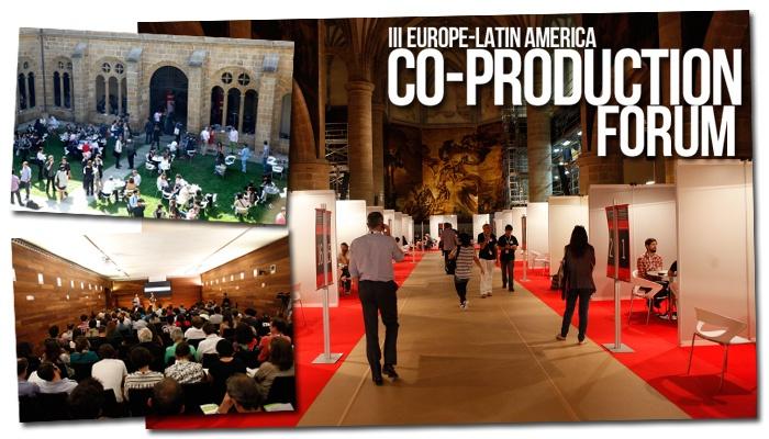 San Sebastian's III Europe-Latin America Co-production Forum