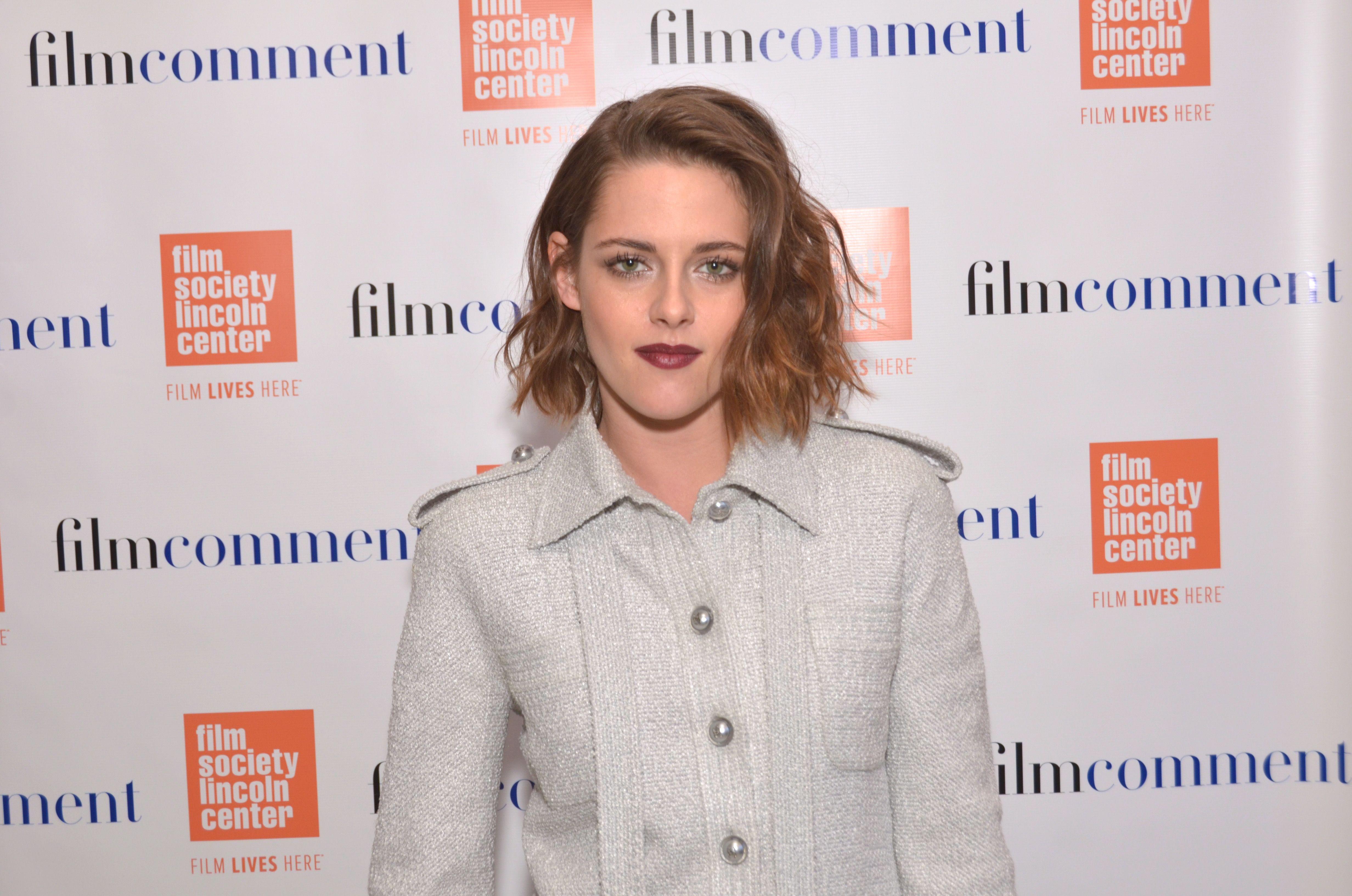 """""""Clouds of Sils Maria"""" star Kristen Stewart"""