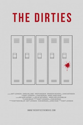 'The Dirties' poster